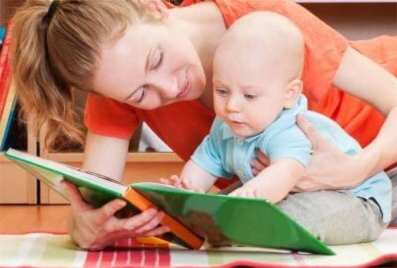 Lezen met je baby